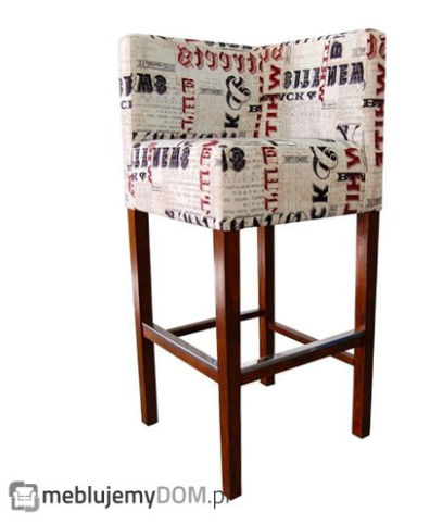 narożnikowe krzesło biurowe w nowoczesnym designie