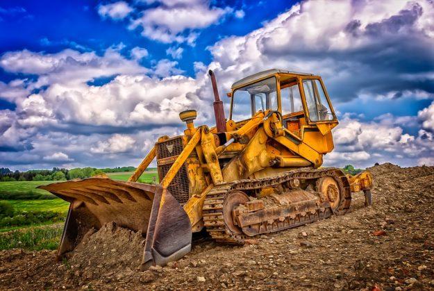 wypożyczalnia maszyny budowlane