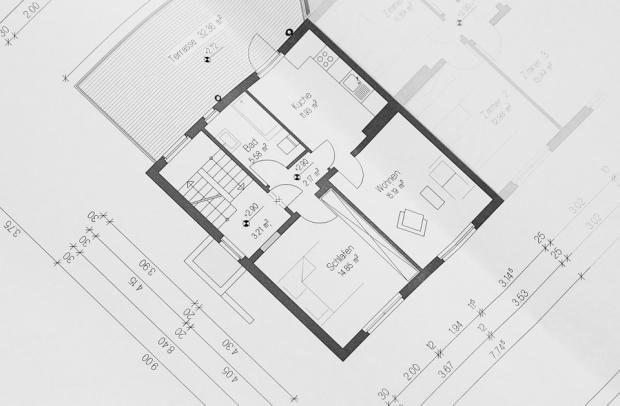rzuty pomieszczeń projekt domu