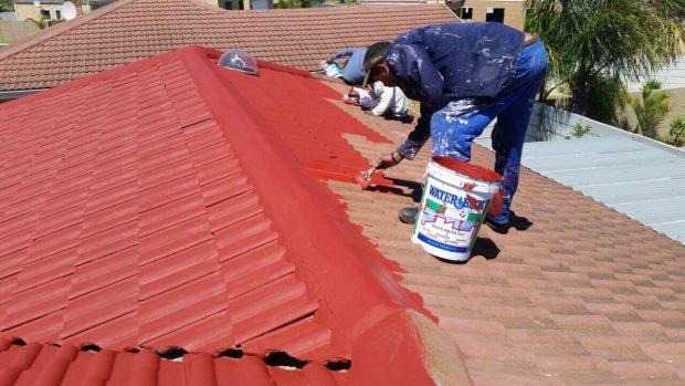 jak-pomalowac-dach