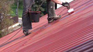 malowanie-dachu