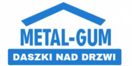 metal-gum.com - daszki nad drzwi i zadaszenia tarasów