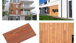 drewno elewacyjne