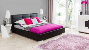 łóżka Tapicerowane Esencja Eleganckiej Sypialni 123budujemy