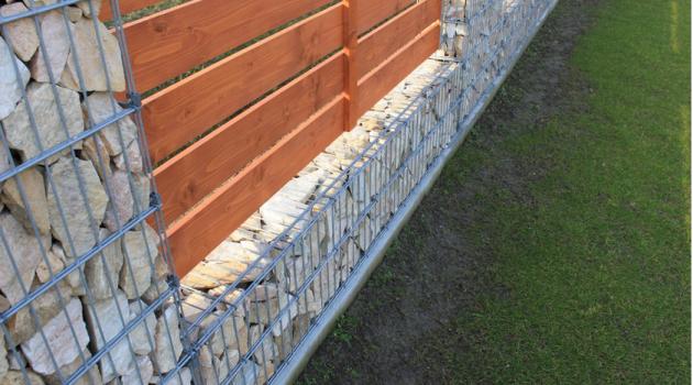ogrodzenie gabionowe HDTON