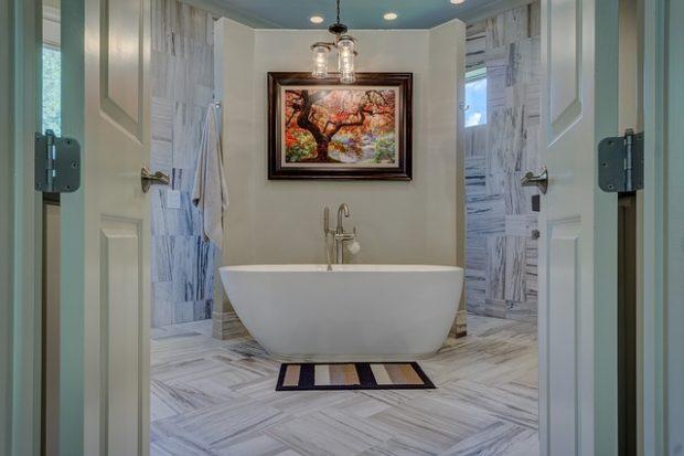 retro meble łazienkowe