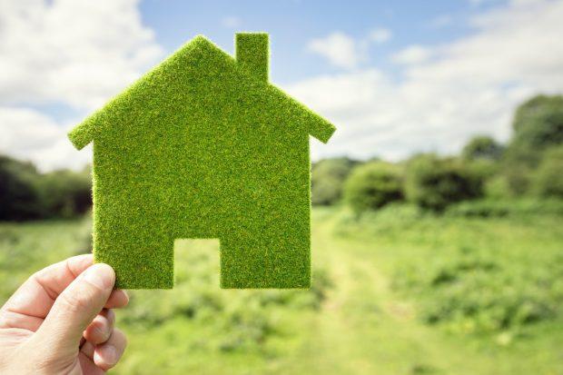 dom-prawidłowe odwodnienie działki budowlanej