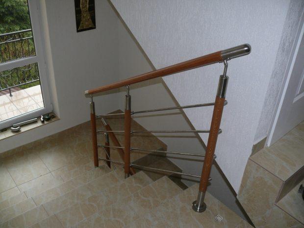 poręcz schody