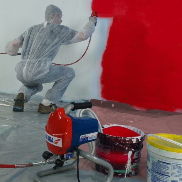 agregat do malowania natryskowego