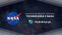 HYDROKSYL TECHNOLOGIA NASA ODKAŻANIE DEZYNFEKCJA ODGRZYBIANIE