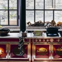 Kuchnie węglowe, na drewno, pelety, gazowe, elektryczne