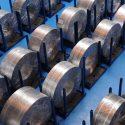 Ukraina. Export-import stali, artykulow metalowych, wyrobow hutni