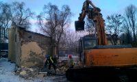 Bal-kop.pl - rozbiórki i wyburzenia budynków,roboty ziemne.